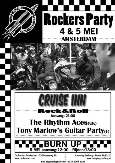 Rockers Party 2019  - Cruise Inn