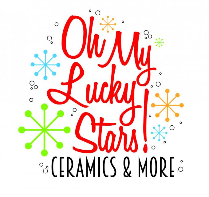 Oh My Lucky Stars - Grafic Designs / Ceramics