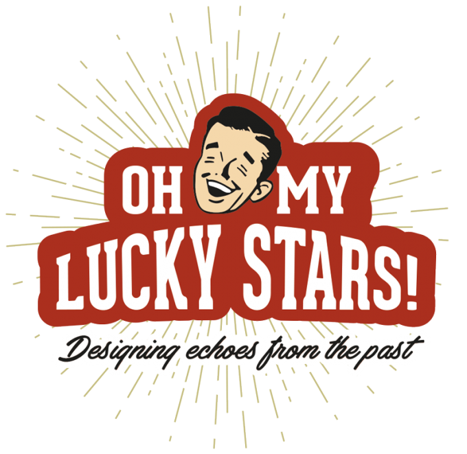 Oh My Lucky Stars - Grafic Designs